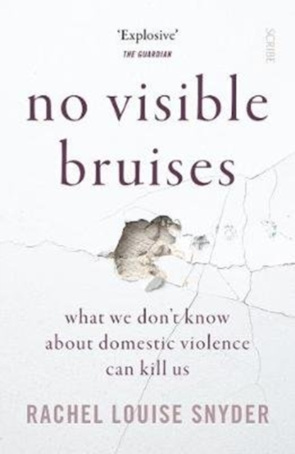 Image for No Visible Bruises : what we don't know about domestic violence can kill us