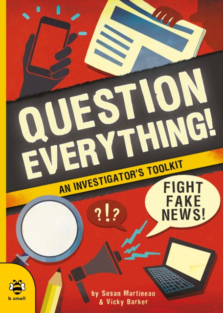 Cover for: Question Everything!