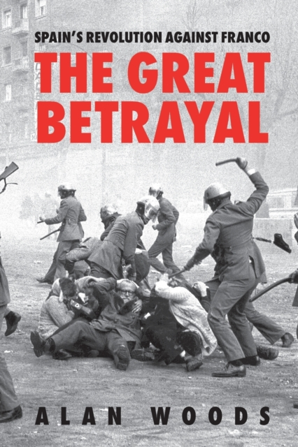 Cover for: Spain's Revolution Against Franco : The Great Betrayal