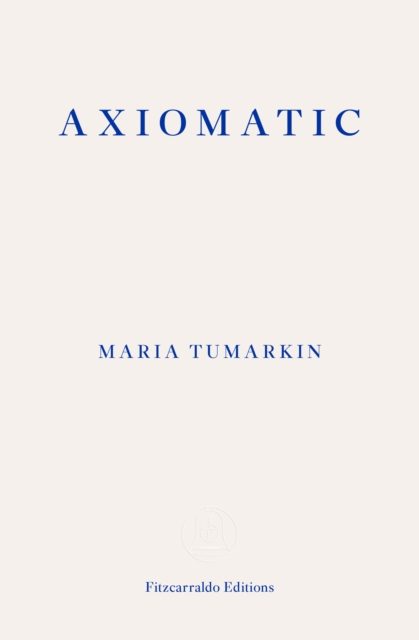 Cover for: AXIOMATIC