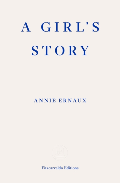 Cover for: A Girl's Story