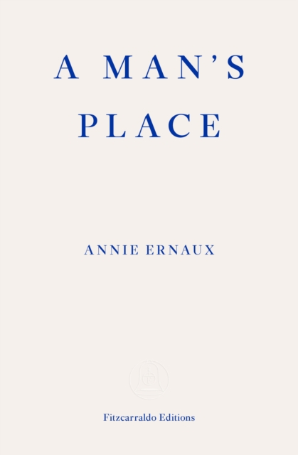 Cover for: A Man's Place