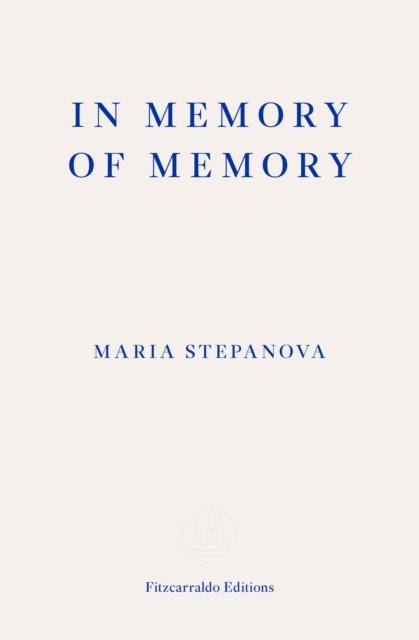 Image for In Memory of Memory