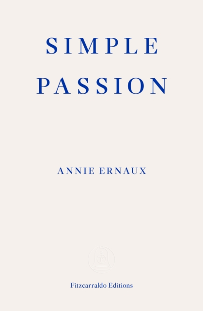 Image for Simple Passion