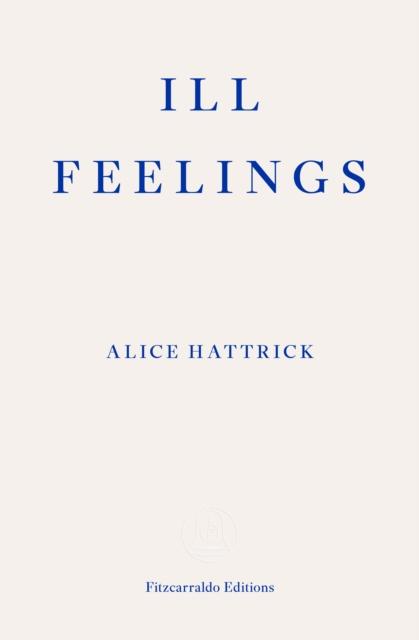 Image for Ill Feelings