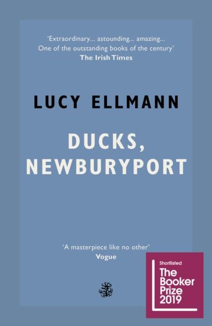 Cover for: Ducks, Newburyport