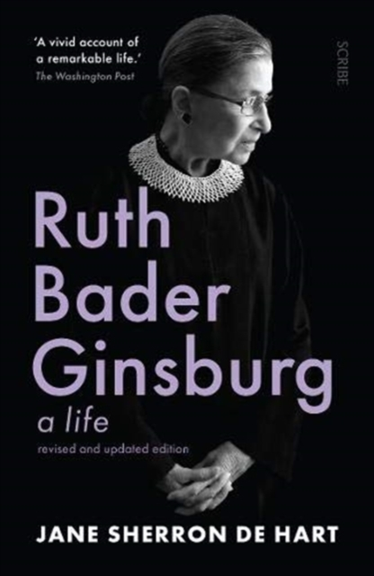 Cover for: Ruth Bader Ginsburg : a life