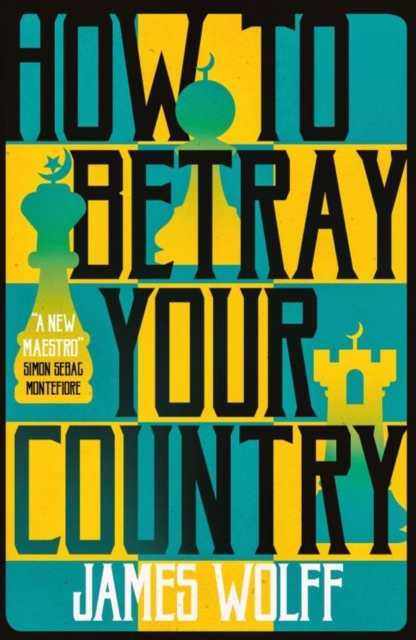 Cover for: How to Betray Your Country