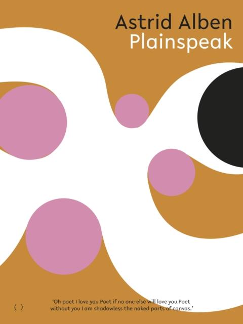 Cover for: Plainspeak