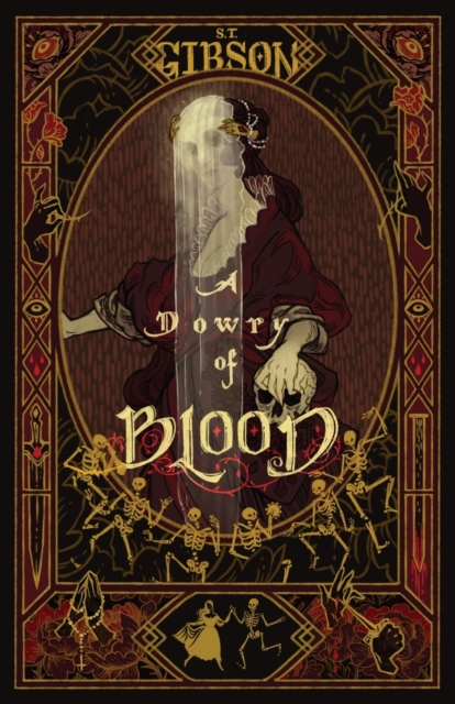Cover for: A Dowry of Blood