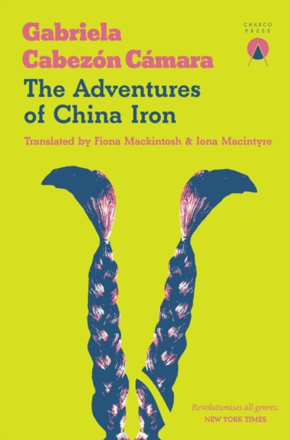 Cover for: The Adventures of China Iron