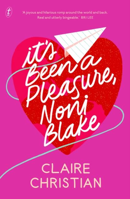 Image for It's Been A Pleasure, Noni Blake