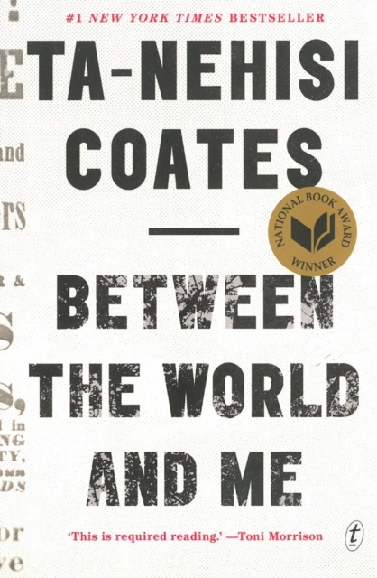 Cover for: Between The World And Me