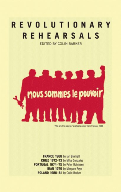 Cover for: Revolutionary Rehearsals