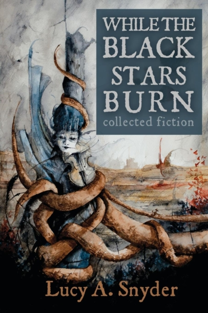 Image for While the Black Stars Burn
