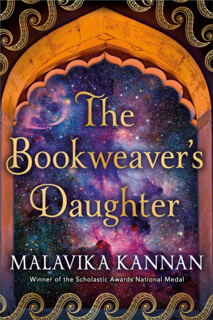 Cover for: The Bookweaver's Daughter