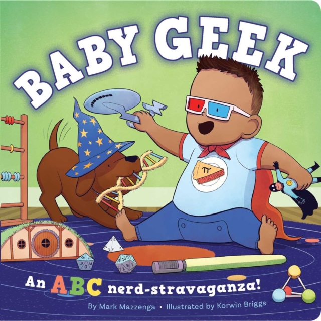 Cover for: Baby Geek