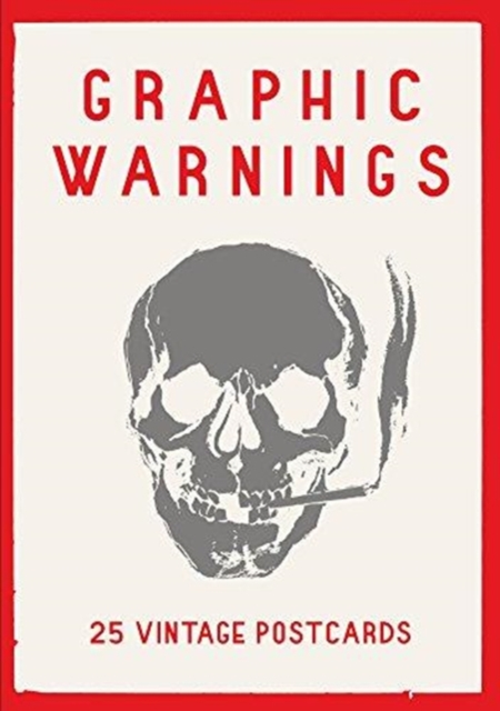 Image for Graphic Warnings : 25 Vintage Postcards