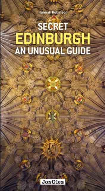 Cover for: Secret Edinburgh