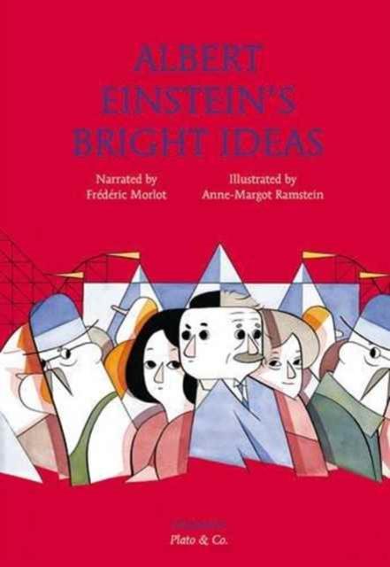 Cover for: Albert Einstein's Bright Ideas