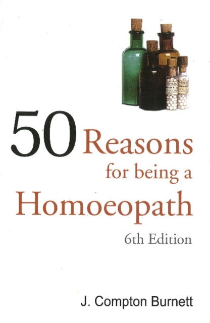 50 Reasons For Being A Homoepath, 9788131905937